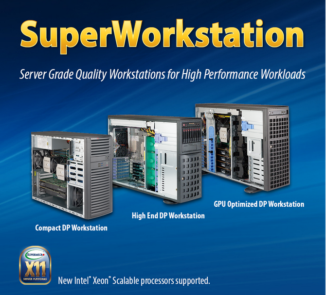 SuperWorkstation Solutions