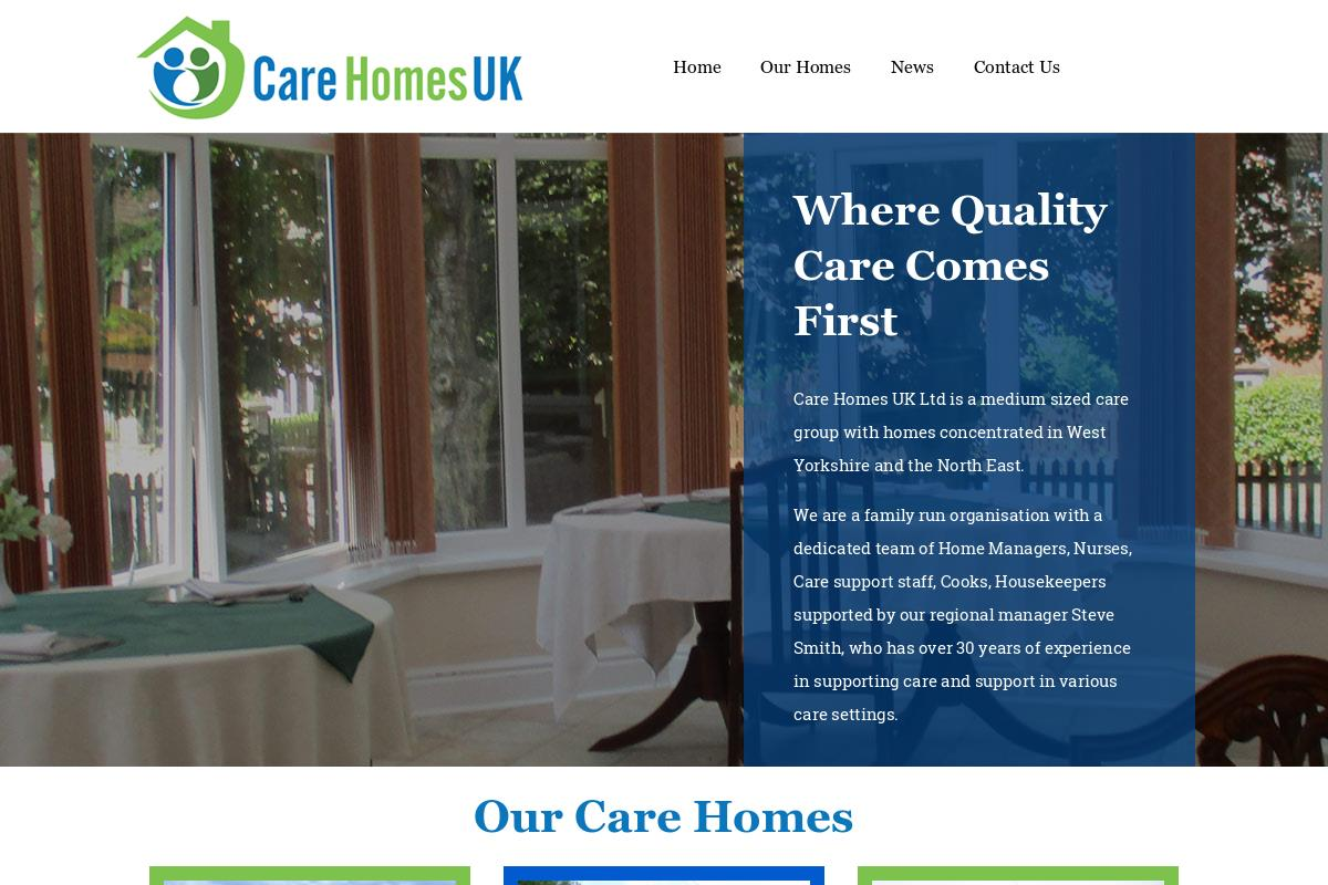 welcome to care homes uk ltd care homes uk ltd