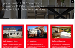 SJ Design & Build - website design by Toolkit Websites, Southampton