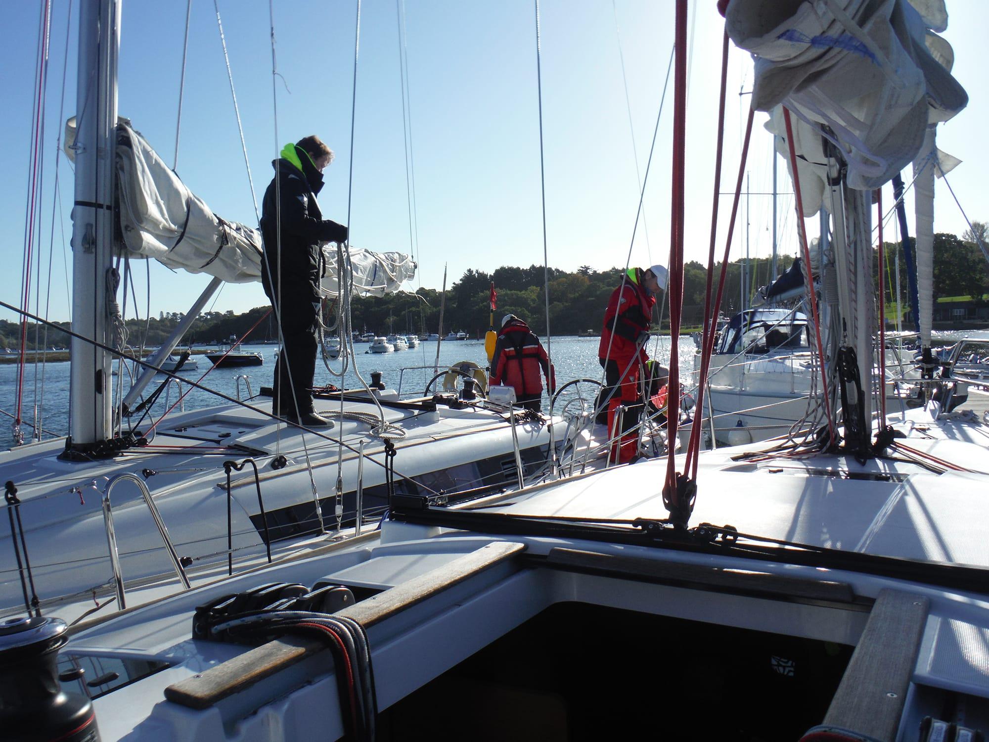 First Away Yacht Charter fleet
