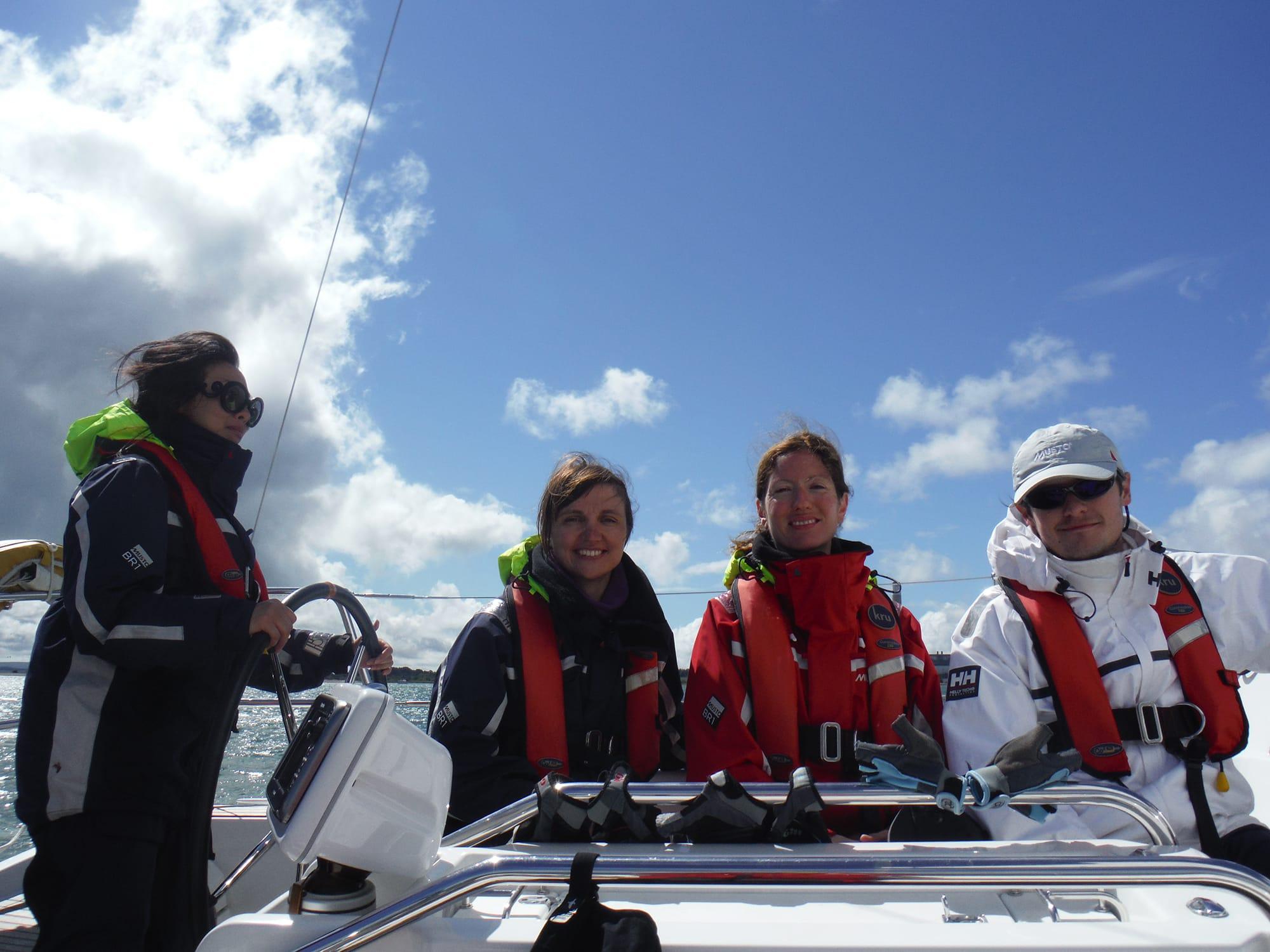 First Away Yacht Charter