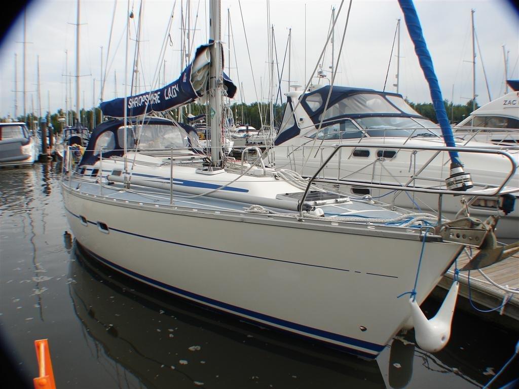 Shropshire Lady On dock