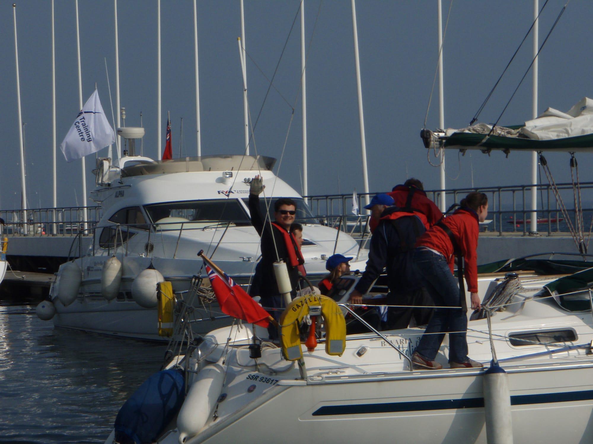 Single Berth Sailing Charters