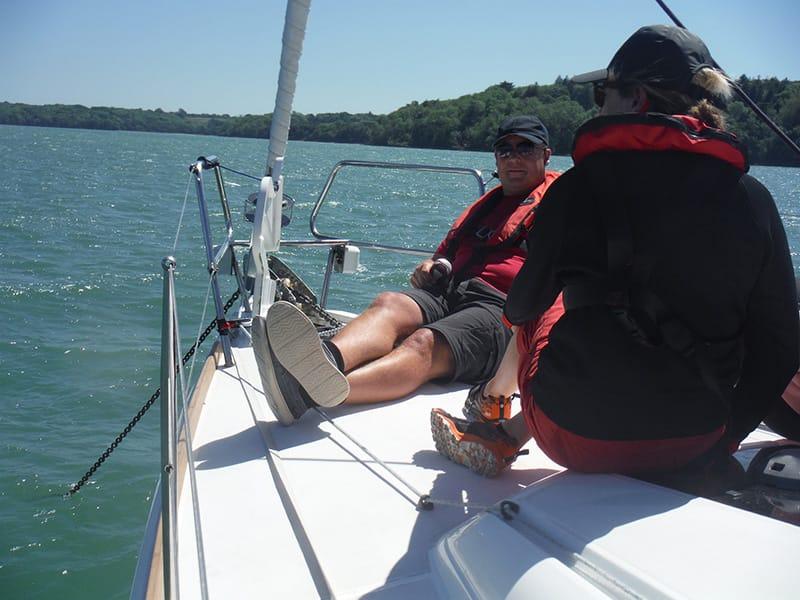Yacht management service