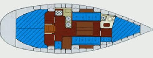 Yacht Charter Bavaria 350