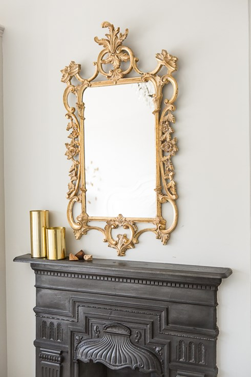 Chippendale Mirror www.antiquedmirror.com