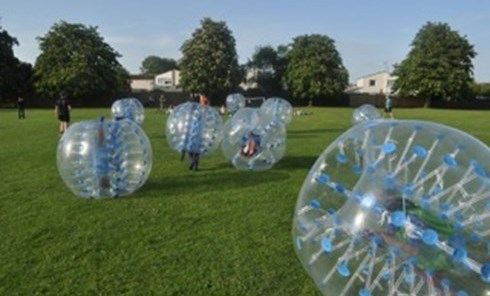 bubble zorb rolly polly