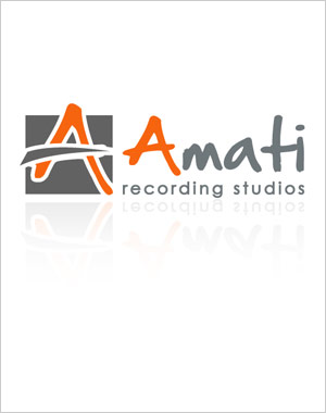 Amati logo design by Toolkit Websites, Southampton