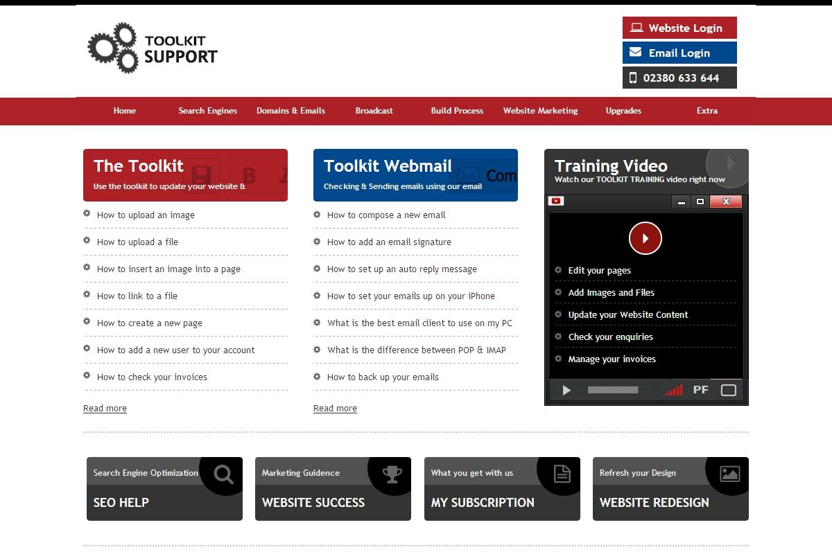 (c) Toolkitsupport.co.uk