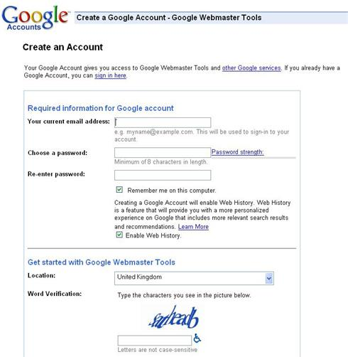 Google Sitemap Verification: How To Setup Your Google Sitemap : Toolkit Support