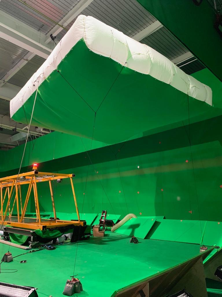 20' x 20' Flying Green