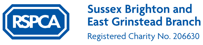 RSPCA Logo for Sussex Brighton and East Grinstead Branch