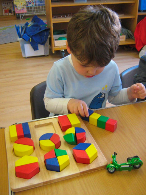 understanding the basics of the montessori method of teaching Mathematics arises form the human mind as it comes into contact with the world and as it contemplates the universe and the factors of time and space it under girds the effort of the human to understand the world in which he lives.