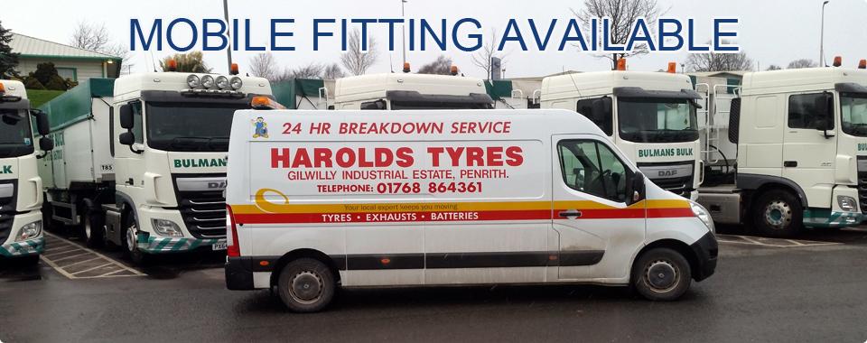 Tyres : Harolds Tyres