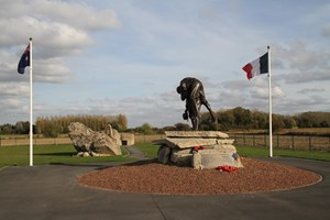 Australian Memorial Park at Fromelles