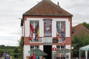 Café Gondree near Pegasus Bridge