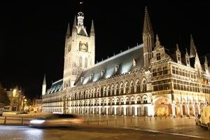 The Cloth Hall, Ypres