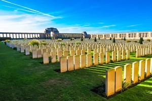 Pozieres CWGC Cemetery & Memorial