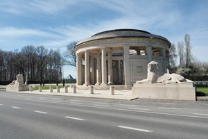 Ploegsteert Wood Memorial