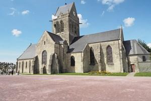 St Mere Eglise Church