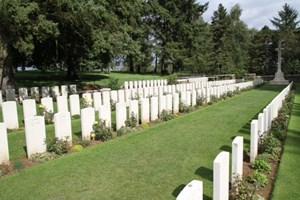 Y Ravine Cemetery, Newfoundland Memorial Park