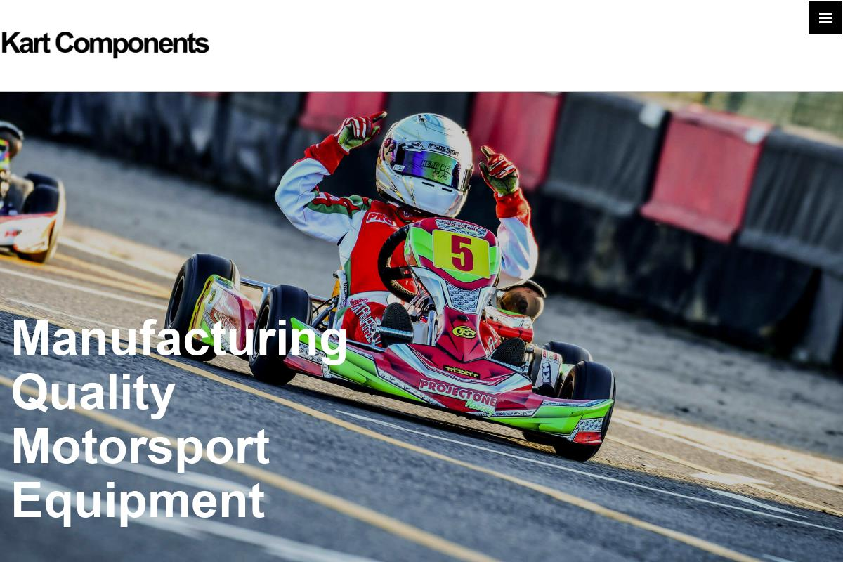 Rental Kart Equipment : Kart Components Manufacturing Ltd