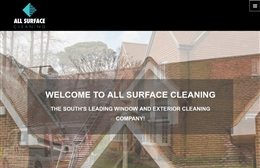 Hampshire Pavewash website design case study