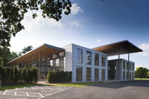 Milton Park <p> Building type: commercial / Systems: new analogue addressable fire alarm & refuge incorporating toilet alarm systems </p>
