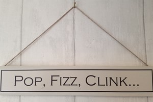 Pop,Fizz, Clink...