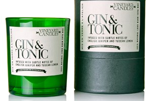 Gin & Tonic Shot Candle