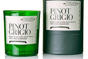 Pinot Grigio Candle