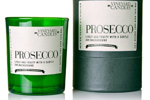 Prosecco Shot Candle