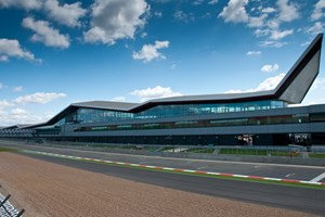 Bullnoses and Soffits (Detail), Silverstone Race Track.