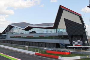 Bullnoses and Soffits, Silverstone Race Track.