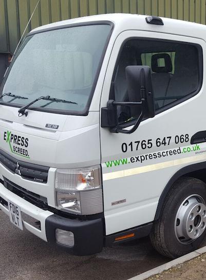 Floor Screeding And Underfloor Heating Services Express