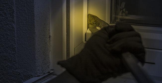 how to deter burglars uk