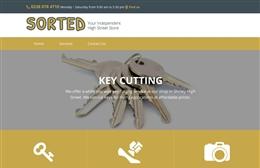 Sorted Southampton website design case study