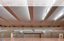 Brisac Gonzalez Ltd - Architects web design by Toolkit Websites, Southampton