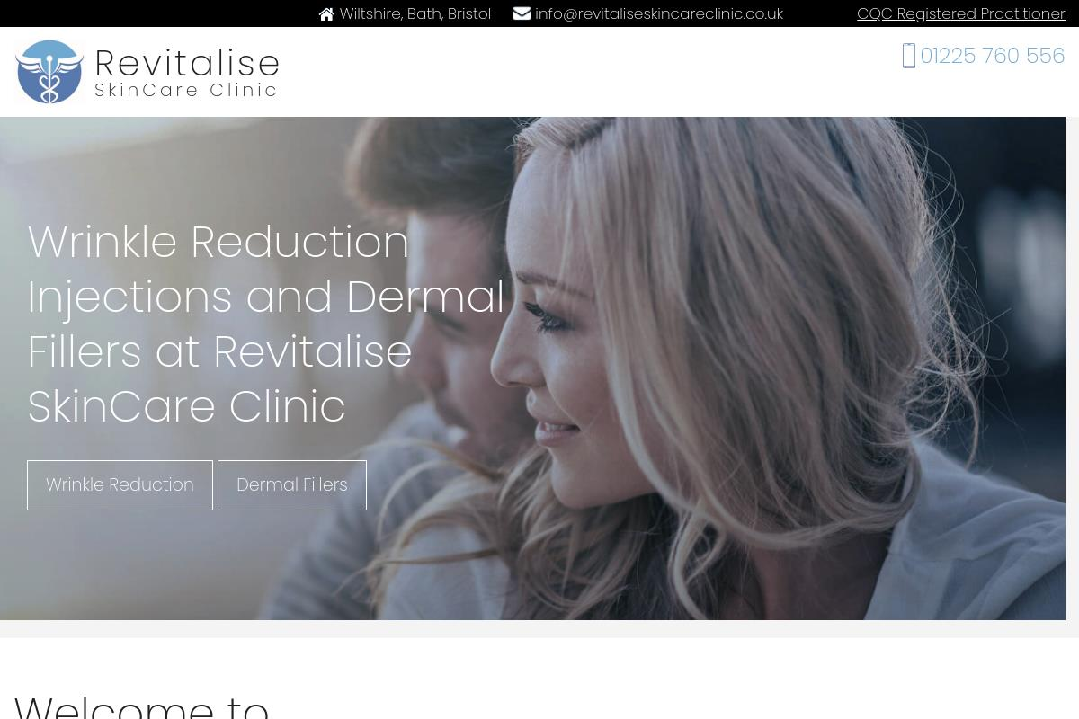 Prices : Revitalise Skin Care Clinic