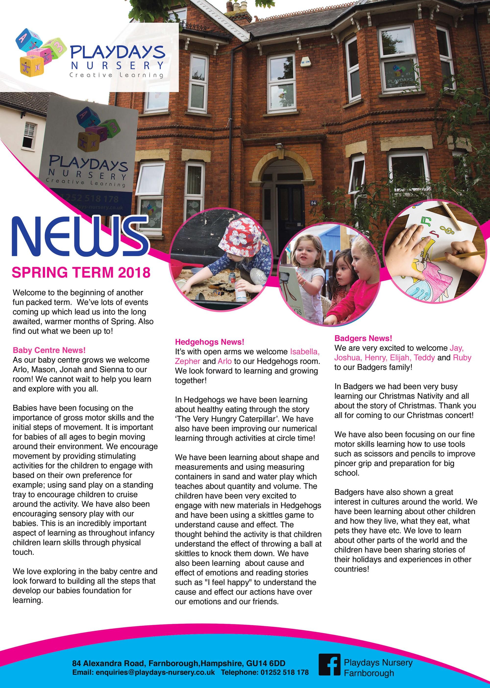 Baby centre news