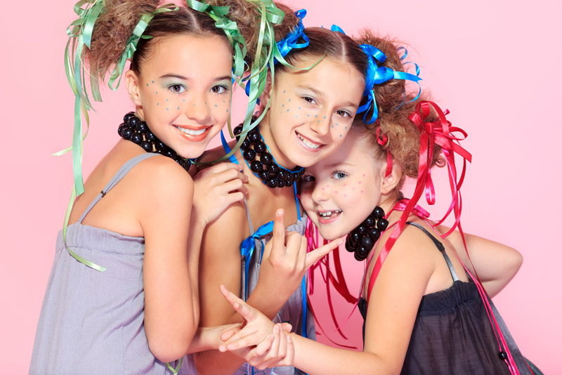 Kids party photo booth hire