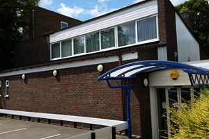 Completed Exterior to Riverside School, Beckenham.