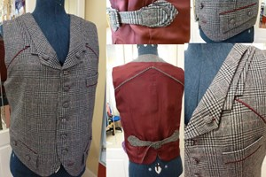 Gents Tailored Waistcoat