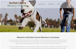 Burfeed - Animal website design by Toolkit Websites, professional web designers