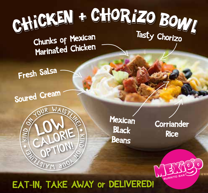Mexican Food Delivery Southampton