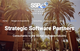 Strategic Software Partners - IT website design by Toolkit Websites, Southampton