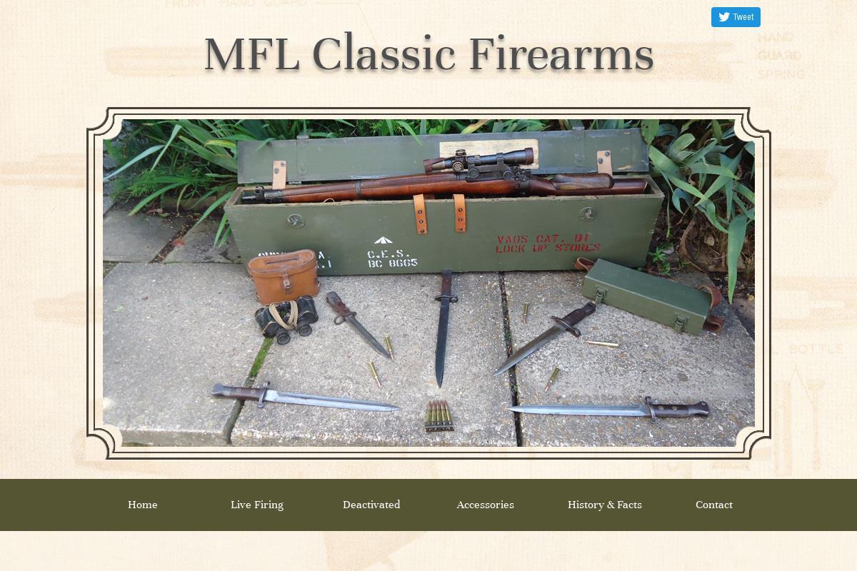 Welcome To MFL Classic Ltd : MFL Classic Ltd