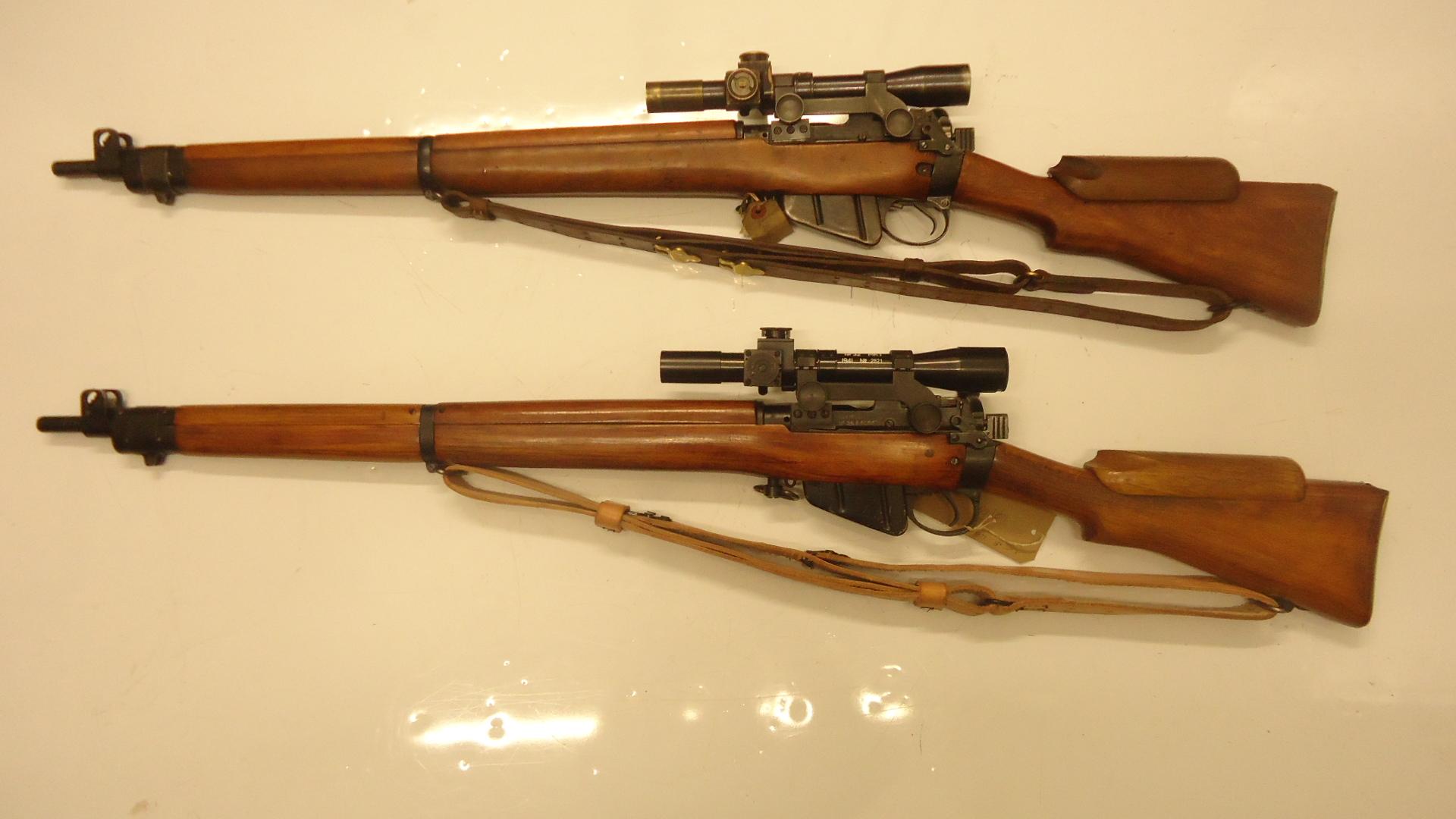 Live Firing Firearms : MFL Classic Ltd