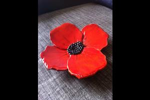 Poppy Dish £30<br/>