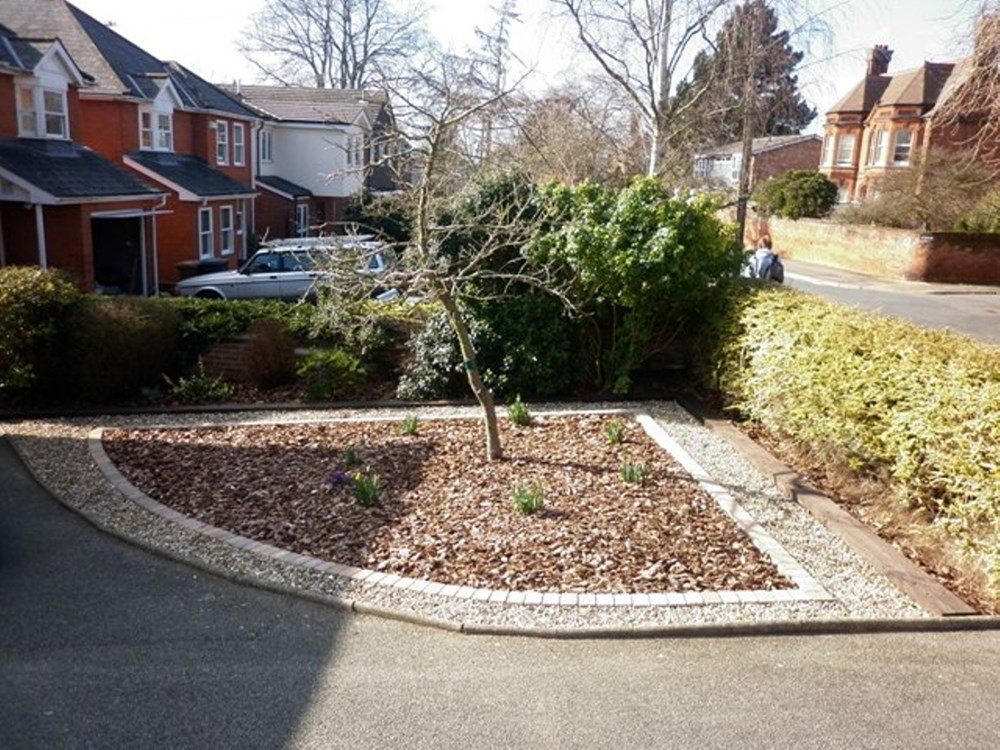 Landscaping down roots maintenance for Gardening services